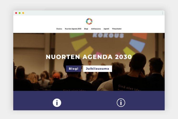 Nuorten Agenda 2030, Potsin referenssi
