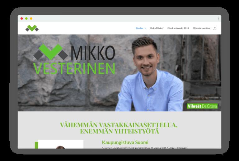 mikkovesterinen.fi