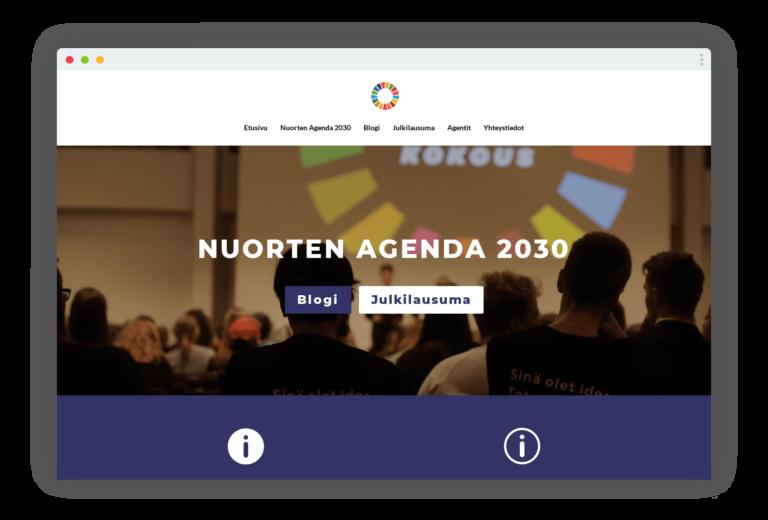 nuortenagenda2030.fi